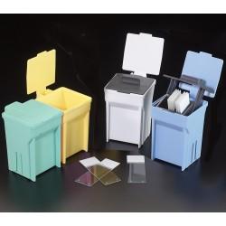 Автоклавируеми вани и кошници за оцветяване-пласмасови