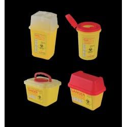 Контейнери за проби и остри отпадъци