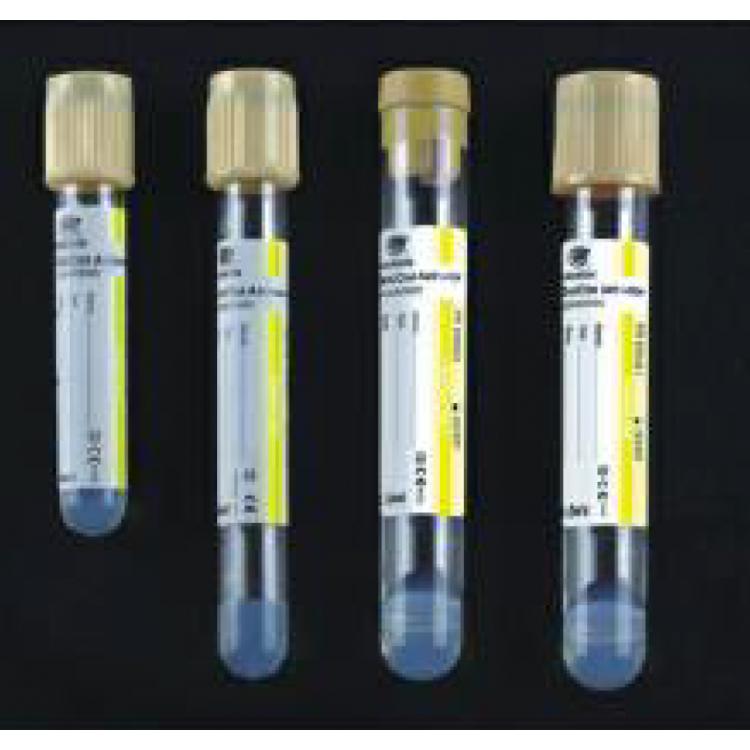 Епруветки за серум с гел и клот активатор - 3 и 5 мл