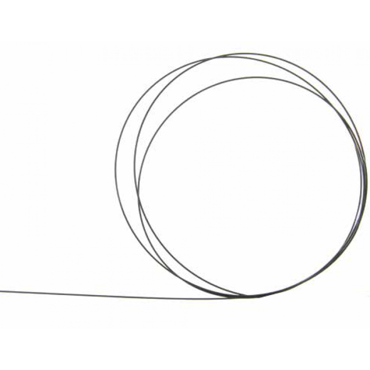 Nitinol Black Guidewire, Straight tip