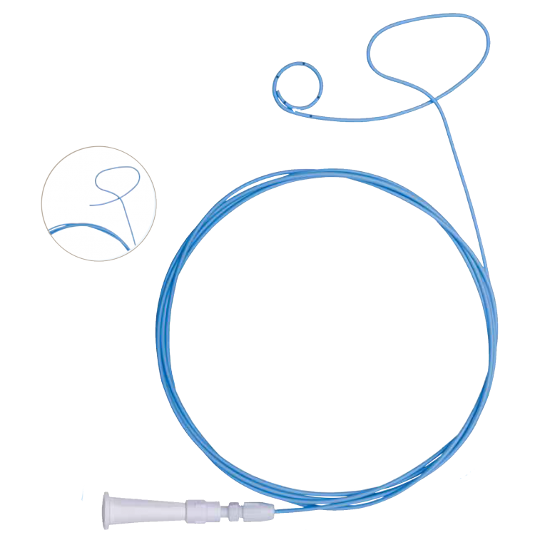 Naso Biliary Drainage Catheter PIGTAIL / STRAIGHT