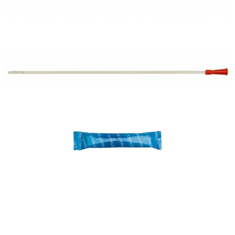 "Hydrophilic Urinary Catheter KIT with urin-bag ""Do-it-yourself"""