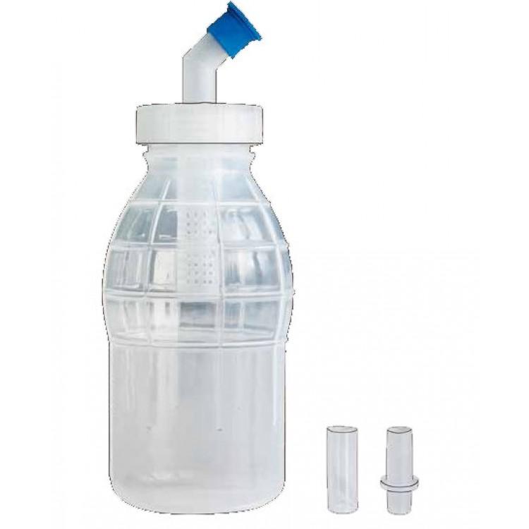 Ellick bladder evacuator- glass